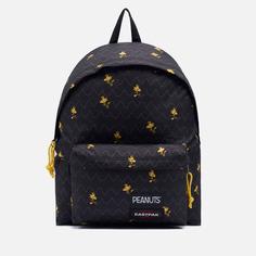 Рюкзак Eastpak x Peanuts Padded Pakr, цвет чёрный