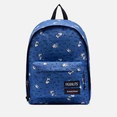 Рюкзак Eastpak x Peanuts Out Of Office, цвет синий
