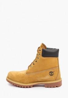 Тимберленды Timberland 6 Inch Premium Boot YELLOW