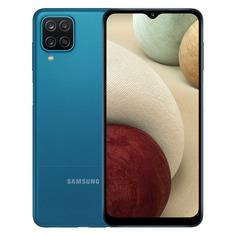 Смартфон Samsung Galaxy A12 32Gb, SM-A127F, синий