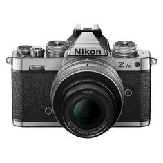Фотоаппарат Nikon Z fc EU SL kit ( Nikkor Z DX16-50mm f/3.5-6.3 VR), черный [voa090k002]