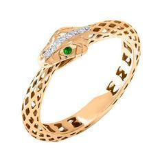 Золотые кольца Кольца Grant 0104661-gr Грант