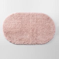Коврик для ванной WasserKRAFT Dill пепел роза 60х100 см