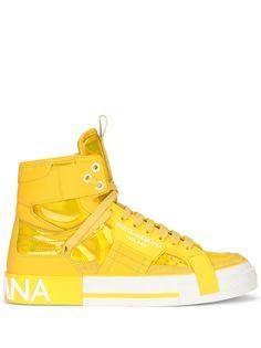 Dolce & Gabbana высокие кроссовки 2Zero