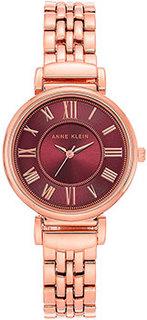 fashion наручные женские часы Anne Klein 2158BYRG. Коллекция Metals