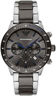 fashion наручные мужские часы Emporio armani AR11391. Коллекция Mario