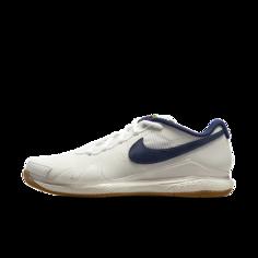 Женские теннисные кроссовки для игры на кортах с твердым покрытием NikeCourt Air Zoom Vapor Pro - Белый