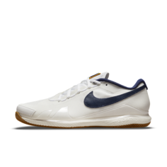 Мужские теннисные кроссовки для игры на кортах с твердым покрытием NikeCourt Air Zoom Vapor Pro - Белый