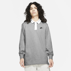 Мужская футболка для регби Nike Sportswear - Серый