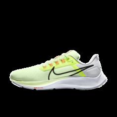 Мужские беговые кроссовки Nike Air Zoom Pegasus 38 - Желтый