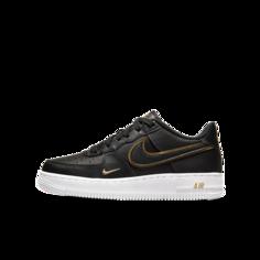 Кроссовки для школьников Nike Air Force 1 LV8 - Черный