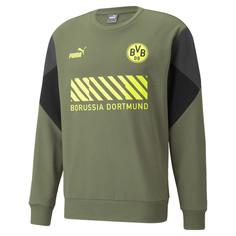 Толстовка BVB FtblCulture Crew Neck Mens Football Sweater Puma