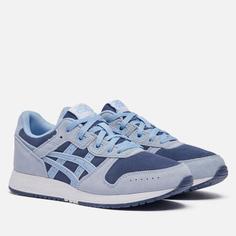 Женские кроссовки ASICS Lyte Classic, цвет голубой, размер 37.5 EU