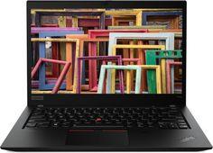 "Ноутбук Lenovo ThinkPad T14s Gen 1 20T00015RT i5-10210U/8GB/256GB SSD/14"" FHD/Integrated Graphics/Wi-Fi/BT/Cam/Win10Pro/чёрный"