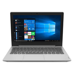 "Ноутбук Lenovo IdeaPad 1 11ADA05, 11.6"", AMD 3020e 1.2ГГц, 4ГБ, 128ГБ SSD, Windows 10, 82GV003XRU, серый"