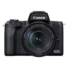 Фотоаппарат Canon EOS M50 Mark II kit ( EF-M18-150 IS STM), черный [4728c017]