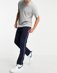 Спортивные брюки Lacoste Sport-Темно-синий