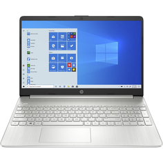 Ноутбук HP 15s-eq1278ur Silver (2X0N3EA)