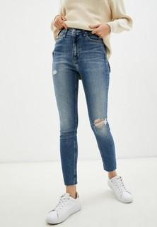 Джинсы Calvin Klein Jeans HIGH RISE SKINNY ANKLE
