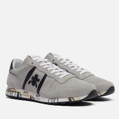 Мужские кроссовки Premiata Eric 5372, цвет серый, размер 41 EU