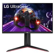 """Монитор игровой LG UltraGear 24GN650-B 23.8"""" черный [24gn650-b.aruz]"""