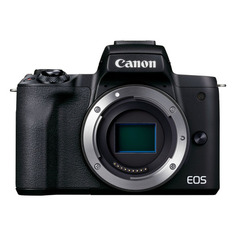 Фотоаппарат Canon EOS M50 Mark II body, черный [4728c002]