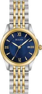 Женские часы в коллекции Classic Женские часы Bulova 98M124