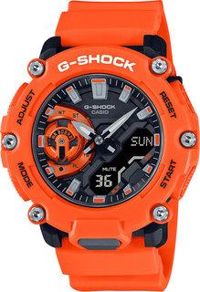 Японские мужские часы в коллекции G-SHOCK Мужские часы Casio GA-2200M-4AER