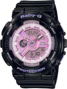 Японские женские часы в коллекции Baby-G Женские часы Casio BA-110PL-1AER