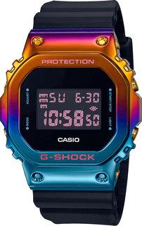 Японские мужские часы в коллекции G-SHOCK Мужские часы Casio GM-5600SN-1ER