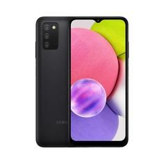 Смартфон Samsung Galaxy A03s 64 ГБ чёрный