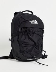 Черный небольшой рюкзак The North Face Borealis-Черный цвет