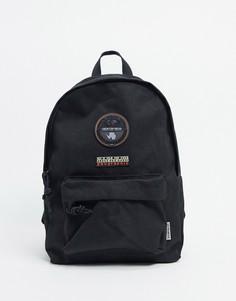 Черный мини-рюкзак Napapijri-Черный цвет