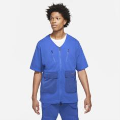 Мужская футболка с коротким рукавом Jordan 23 Engineered - Синий Nike