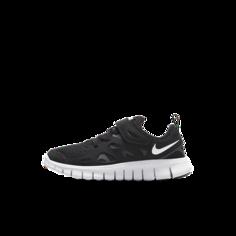 Кроссовки для дошкольников Nike Free Run 2 - Черный