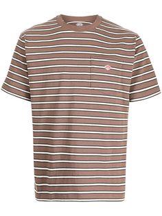 Danton футболка с нагрудным карманом