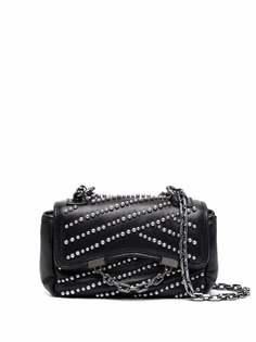 Karl Lagerfeld декорированная сумка K/Karl