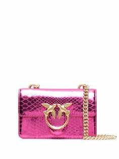 Pinko сумка через плечо с пряжкой