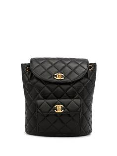 Chanel Pre-Owned рюкзак Duma 1997-го года