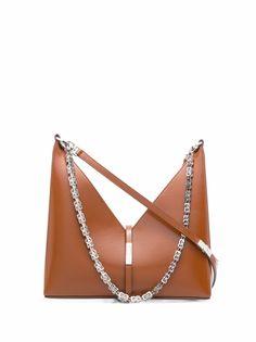 Givenchy сумка на плечо с вырезом