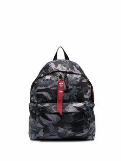 Eastpak рюкзак Alpha с камуфляжным принтом