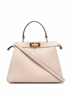 Fendi сумка-тоут Peekaboo среднего размера