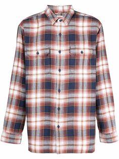 Levis куртка-рубашка Jackson в клетку