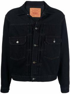 Levis джинсовая куртка