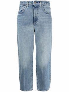 Levis: Made & Crafted укороченные джинсы средней посадки