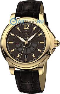 Золотые мужские часы в коллекции Celebrity Мужские часы Ника 1058.0.3.64A Nika