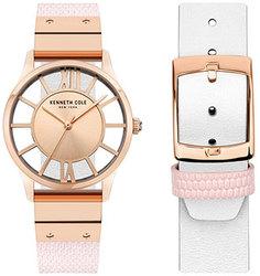 fashion наручные женские часы Kenneth Cole KCWLA2106003. Коллекция Transparent