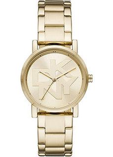 fashion наручные женские часы DKNY NY2959. Коллекция Soho