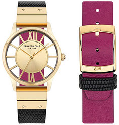 fashion наручные женские часы Kenneth Cole KCWLA2106002. Коллекция Transparent