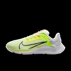 Мужские беговые кроссовки Nike Air Zoom Pegasus 38 FlyEase (на очень широкую ногу) - Желтый